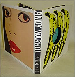 andy warhol the record covers 1949 1987 catalog raisonne