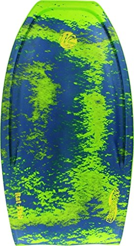 Wave Skater Bodyboard - Rat Fish 42'' Blue/Lime by Wave Skater