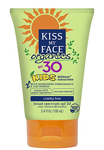 Kiss My Face Sunscreen Natural