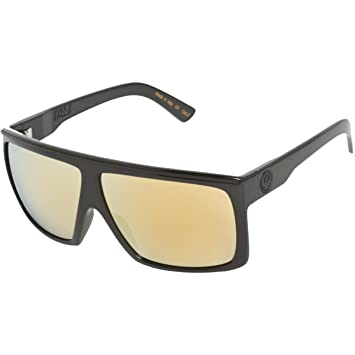 e09a688d6d Image Unavailable. Image not available for. Color  Dragon Alliance Men s  Fame Fashion Sunglasses - Black Gold Gold Ion ...