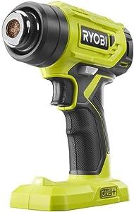 Ryobi 18-Volt ONE+ Lithium-Ion Cordless Heat Gun (Tool Only) P3150