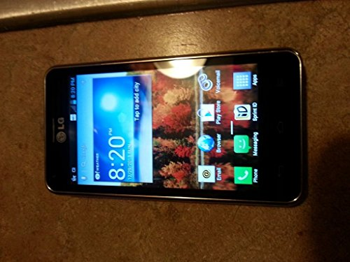 LG Mach LS860 Android Smartphone