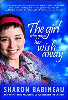 Book The Girl Who Gave Her Wish Away by Sharon Babineau (2013-01-04)