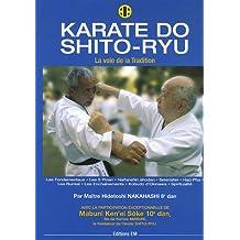 Karate do Shito-Ryu la voie de la tradition