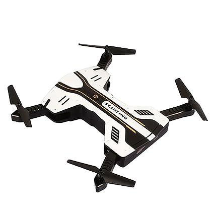 ZZH Drones con cámara 720P, Flujo óptico programable Inteligente ...