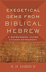 Exegetical Gems from Biblical Hebrew: A Refreshing Guide to Grammar and Interpretation (English Edition)