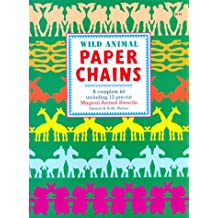 Wild Animal Paper Chains