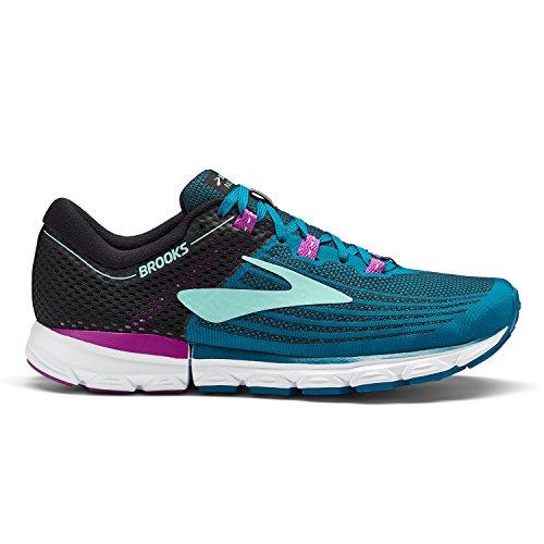 black Multicolore De Brooks Femme 3 purple Running 329 lagoon Chaussures Neuro Ywg8q