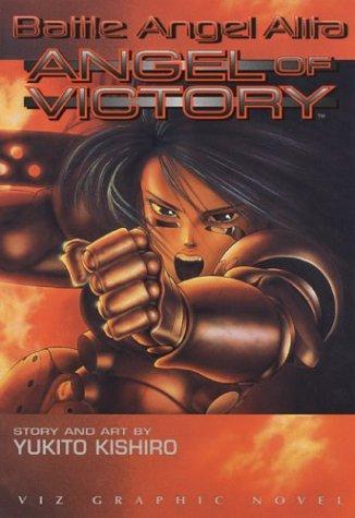 Battle Angel Alita Volume 4  Angel Of Victory