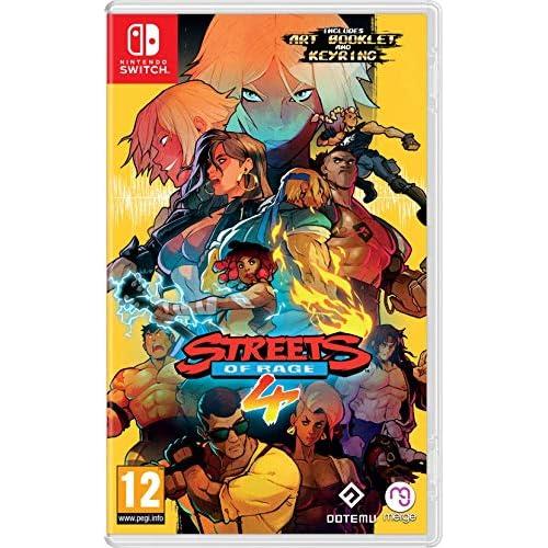 chollos oferta descuentos barato Streets of Rage 4