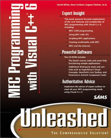 Mfc Programming With Visual C++ 6 Unleashed by Sams
