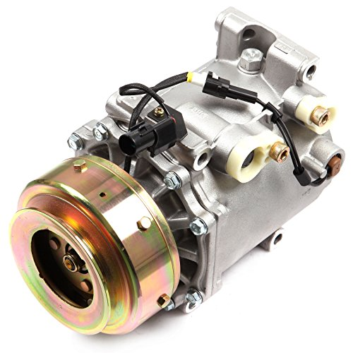 ECCPP AC Compressor and A/C Cluth CO 10379T Automotive Replacement Compressor Assembly for 1997-2004 Mitsubishi Montero Sport V6 1010379 Mitsubishi Montero A/c Compressor