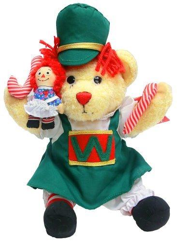 Raggedy Ann u0026 Andy - ANN with Special friend Christmas (Ann Andy Christmas Raggedy Special And)