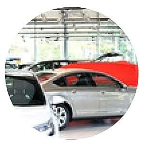 alfombrilla de ratón Presentación de los nuevos coches en el concesionario - ronda - 20cm