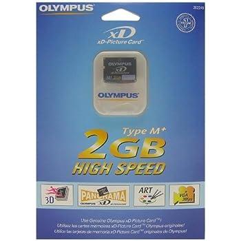 Amazon.com: Tarjeta de memoria 2 GB XD para cámara digital ...