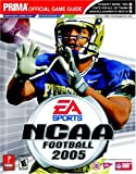 NCAA Football 2005, Prima Temp Authors Staff, 0761546294