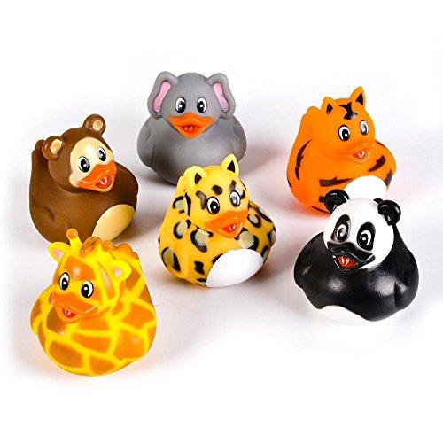 Zoo Animal Rubber - 3