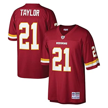 cab8d423cfd Mitchell   Ness Washington Redskins Sean Taylor Throwback Replica Jersey  (Small)