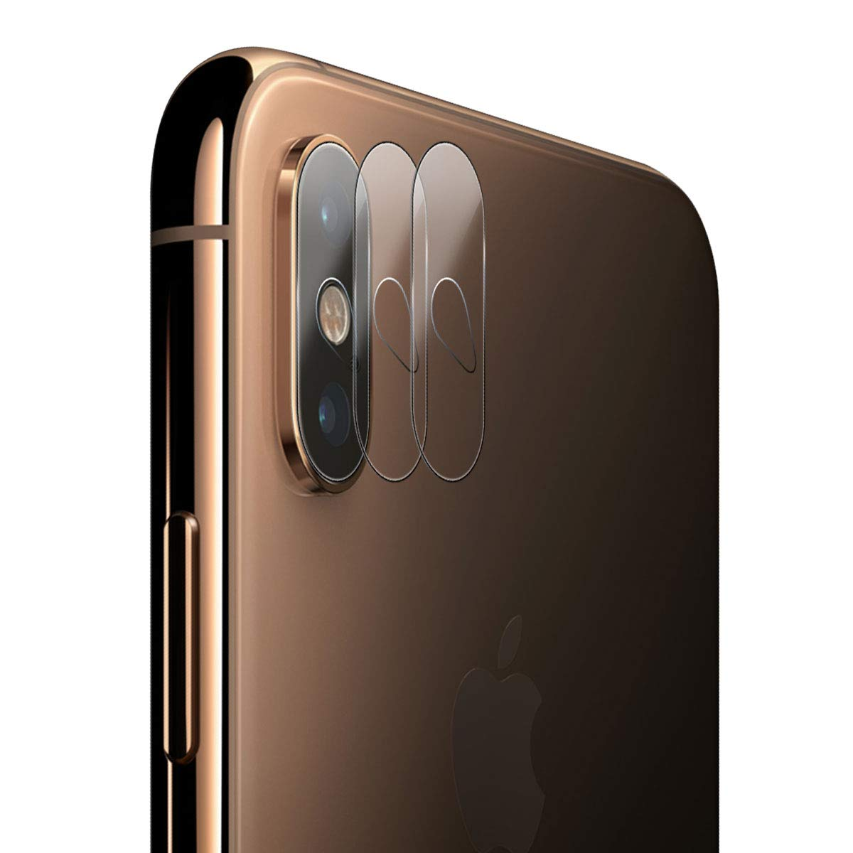 Protector Lente Para Iphone Xs Max [3 Un.] CE CENTAURUS