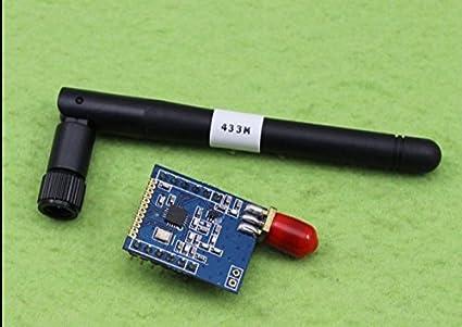 Amazon com: 2pcs Si4432 wireless transceiver module wireless module