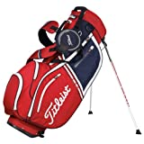 Titleist 2014 Lightweight Stand Bag: Red-Navy-White