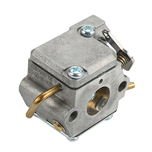 Harbot 753-04408 Carburetor with Tune Up Kit for Troy Bilt TB320BV TB310QS Yard Man YM320BV YMGBV3100 YM1000 YM1500 YM300 YM400 Ryobi MTD 320BVR RGBV3100 Blower 753-04144 by Harbot (Image #2)