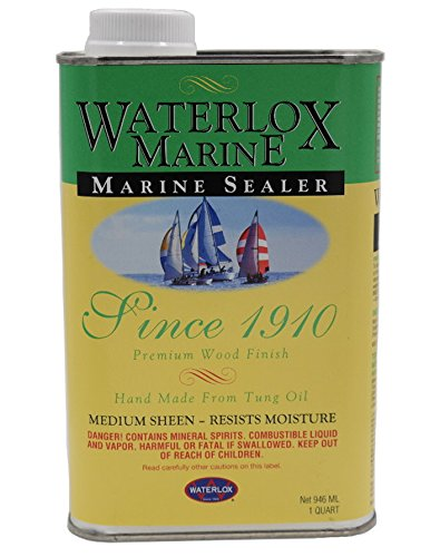 Waterlox Original Marine Sealer Qt.