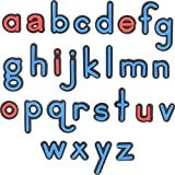 Really Good Stuff Soft Touch Magnetic Letters