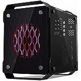 IGUJU I-5 RGB LED ミニタワー PCケース Mini Tower PC case [並行輸入品]