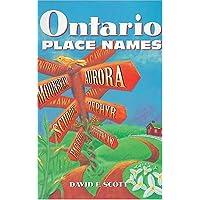 Ontario Place Names