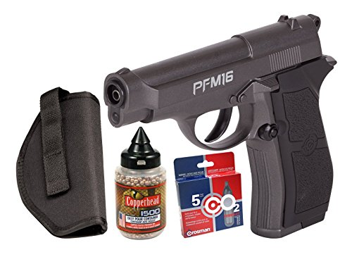 Crosman PFM16 Metal Pistol pistol