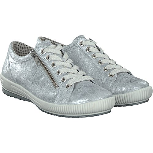 0 Legero 37 bianchi Silber 40 41 brogue 38 39 00818 50 Sneaker 38 Donne 5 85wvqxa