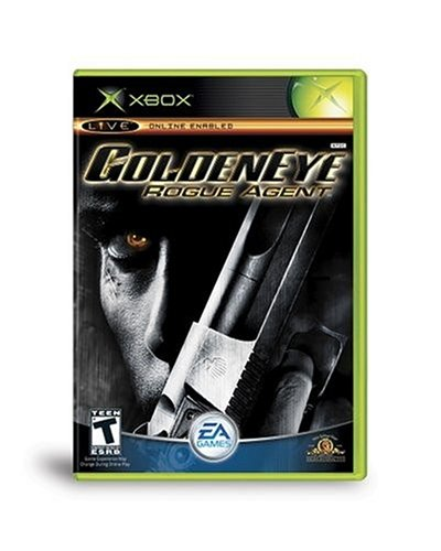 Golden Eye Rogue Agent - Xbox (Goldeneye Video Game)