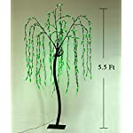 96-Led-6Ft-Lighted-Birch-Tree-Decoration-for-Christmas-Holiday-by-Fanshunlite