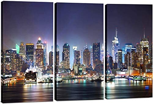 Skyline Photograph Decorative Painting Home product image