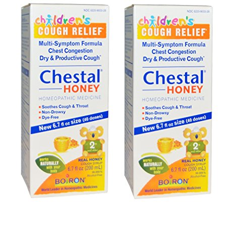 Boiron - Chestal Cold & Cough For Childr - Herbal Expectorant Cough Syrup Shopping Results