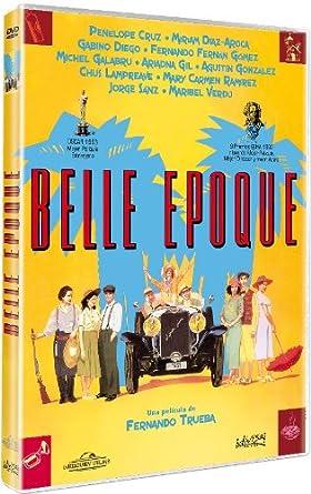 Belle Époque [DVD]: Amazon.es: Fernando Fernán-Gómez, Jorge ...