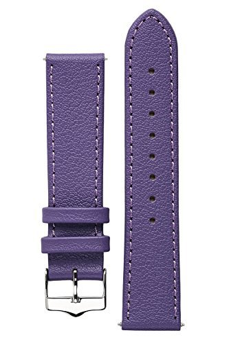 signature-seasons-in-purple-18-mm-watch-band-replacement-watch-strap-genuine-leather-steel-buckle