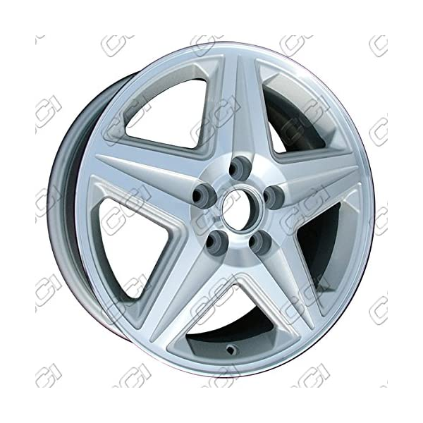 17-Machined-And-Silver-New-OEM-Wheels-for-04-05-CHEVROLET-MONTE-CARLO