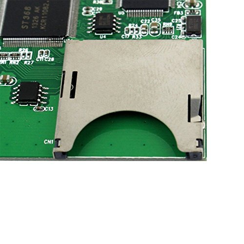 QNINE SD Card to SATA Adapter, SDHC SDXC MMC Memory Card Converter as HDD SSD Solid State Hard Disk Drive by QNINE (Image #3)