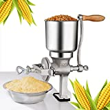 A1 Quick Hand Grain Mill Manual Corn Cereal Grinder Beer Brewing Tool