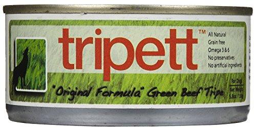Pet Kind Tripett Original Formula Beef Tripe (1 Pack), 24 X 5.5 ()