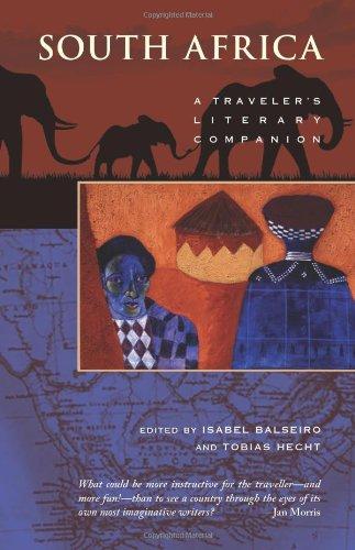South Africa: A Traveler's Literary Companion (Traveler's Literary Companions)
