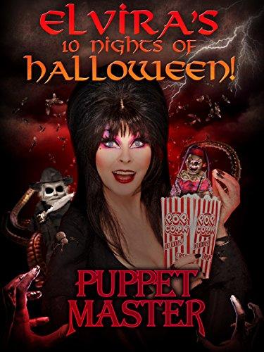 Elvira's 10 Nights of Halloween: Puppet