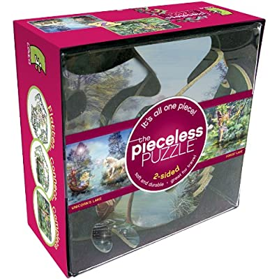 pieceless puzzle: Toys & Games [5Bkhe0703249]