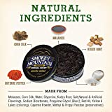 Smokey Mountain Herbal Snuff - Arctic Mint - 5 Cans - Nicotine-Free and Tobacco-Free
