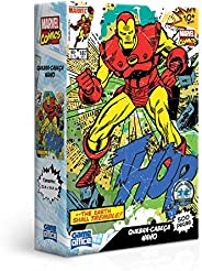 Marvel Comics - Homem de Ferro - Quebra-Cabeça - 500 peças Nano