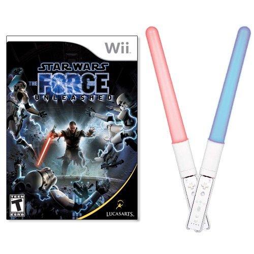 with Star Wars Nintendo Wii Games design