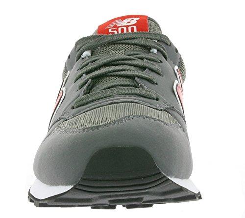 New Balance Gm500 - Zapatillas Hombre gris