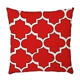 Duseedik for Him Exquisite Pillow Case Waist Cushion Cover Sofa Home Decor